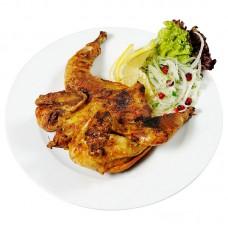 Цыпленок Табака на мангале