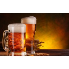 пиво разливное 1л
